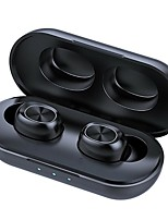 cheap -LITBest B5 TWS True Wireless Earbuds Wireless Bluetooth 5.0 Stereo Dual Drivers HIFI with Charging Box Sweatproof for Premium Audio