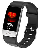 cheap -T1 Smart Watch Body Temperature Measure Blood Pressure Monitor Heart Rate Fitness Tracker Smart
