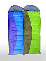 cheap -Sleeping Bag Outdoor Camping Garment 0 °C Hollow Cotton Thermal / Warm Windproof Rain Waterproof Fast Dry Winter for Camping / Hiking / Caving Traveling Picnic
