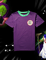 cheap -Inspired by Dragon Ball Son Goku Anime Cosplay Costumes Japanese Cosplay T-shirt Top For Men's Women's