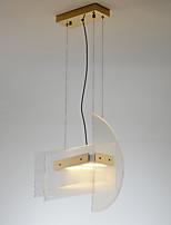 cheap -21 cm Globe Design Pendant Light Metal LED / Modern 110-120V / 220-240V