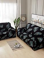 cheap -Nordic Simple Wind Rainforest Elastic Sofa Cover Stretchable Single Three Person Combination Sofa Cover