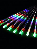 cheap -2.5m Rigid LED Light Bars 288 LEDs 2835 SMD 1 set RGB Halloween / Christmas Waterproof / New Design / Linkable 100-240 V