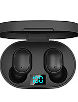 cheap -LITBest E6S TWS Bluetooth 5.0 Earphone Mini Sport Earbuds Wireless Headphones LED Display Stereo Headset with Mic for Xiaomi Samsung