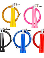 cheap -Jump Rope Sports PVC(PolyVinyl Chloride) Exercise & Fitness Workout Stretchy Durable Lightweight Weight Loss Stress Relief For Men Women