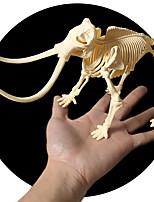 cheap -3D Puzzle Dinosaur Fossil Dinosaur Figure Dinosaur Animals Adorable Parent-Child Interaction Plastic Child's All Toy Gift