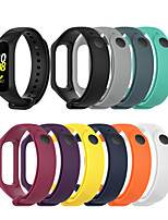 cheap -Watch Band for Galaxy fit e R375 Samsung Galaxy Classic Buckle Silicone Wrist Strap