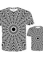 cheap -Anime 3d Print t shirt Streetwear Psychedelic Men Women Casual Hypnotize Fashion t-shirt Harajuku Kids Shirts Home Clothes