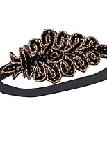 cheap -Dance Accessories 1920s / The Great Gatsby Women's Cotton / nylon with a hint of stretch Crystals Vintage / Costume & Disguise