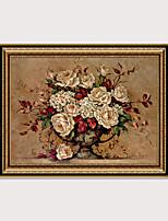 Недорогие -печать в рамке, в классическом стиле рококо, античная золотая картина маслом в рамке
