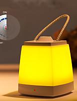 cheap -Irregular 3D Nightlight LED Night Light Creative / with USB Port / Decoration Button USB 1pc