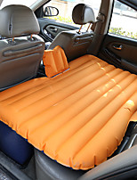 cheap -Air Pad Air Bed Outdoor Camping Portable Soft Compact Oxford 135*88*42 cm for 2 person Camping Camping / Hiking / Caving Traveling All Seasons Black Orange Blue