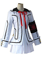 cheap -Inspired by Vampire Knight Souen Ruka Anime Cosplay Costumes Japanese Cosplay Suits Coat Blouse Skirt For Women's / Sleeves / Tie