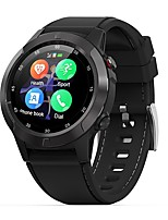 cheap -M4 Unisex Smartwatch Android iOS Bluetooth Waterproof GPS Heart Rate Monitor Blood Pressure Measurement Distance Tracking Pedometer Call Reminder Activity Tracker Sleep Tracker Sedentary Reminder