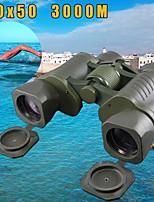 cheap -50X50 3000M Optical Telescope Binoculars High quality Waterproof High Power Definition military Outdoor Hunting Clarity