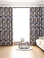 cheap -Gyrohome 1PC Triangle Shading High Blackout Curtain Drape Window Home Balcony Dec Children Door *Customizable* Living Room Bedroom Dining Room