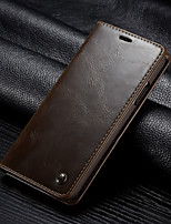 cheap -CaseMe Business Luxury Leather Magnetic Flip Case For iPhone Xs Max / X / XS With Wallet Card Slot Stand Full Body Case