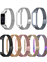 cheap -Watch Band for Samsung Galaxy Fit E SM-R375 Samsung Galaxy Milanese Loop Stainless Steel Wrist Strap