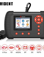 cheap -Vident iLink450 Full Service OBD2 Scan Tool Live Data EPB Oil Service ABS SRS Reset Battery Configuration etc