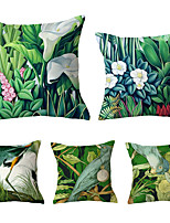cheap -5 pcs Throw Pillow Simple Classic 45*45 cm