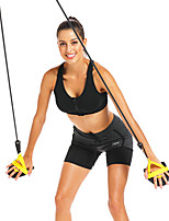 cheap -Exercise Resistance Bands Sports Yoga Exercise & Fitness Strength Training Physical Therapists Muscle Building For Men Women
