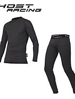 Недорогие -Мотоцикл сплит тренировочный костюм езда комбинезон дышащий гоночный костюм мотоциклист теплый велосипедный костюм