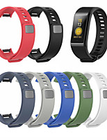 cheap -Watch Band for Amazfit COR A1702 Amazfit Sport Band TPE Wrist Strap