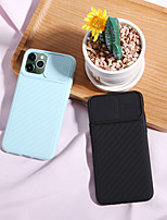 cheap -iPhone11Pro Max New Lens Push-pull Protective Phone Case XS Max Silicone Non-slip Feel 6/7 / 8Plus Universal Protective Sleeve