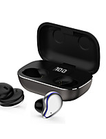 cheap -LITBest SE-9LD TWS True Wireless Earbuds Wireless Bluetooth 5.0 Stereo Dual Drivers Auto Pairing Smart Touch Control LED Power Display for Premium Audio