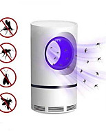 cheap -BRELONG Electric Flying Insect Mosquito Killer Lamp Indoor Pest Inhalation Capture Lamp Effective Safe Silent Suction Fan No Zapper Baby Friendly