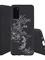 cheap -Case For Samsung Galaxy S10 / Galaxy S10 Plus / Galaxy S10 E Ultra-thin / Pattern Back Cover Flower TPU For Galaxy S20/S20 Plus/S20 Ultra/A51/A71/Note 10/Note 10 Plus