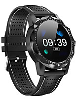 cheap -SKY 1 Unisex Smartwatch Android iOS Bluetooth Heart Rate Monitor Blood Pressure Measurement Sports Long Standby Exercise Record Timer Stopwatch Pedometer Call Reminder Sleep Tracker