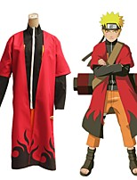 cheap -Inspired by Naruto Uzumaki Boruto Anime Cosplay Costumes Japanese Outfits Cloak For Men's Women's