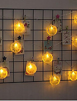 cheap -LED Lemon Slice String Lights Girl Heart Room Layout Night Light Fruit Modeling Lights Party Decoration Lantern