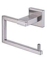 cheap -Modern Stainless Steel Toilet Paper Holder Bathroom Essentials