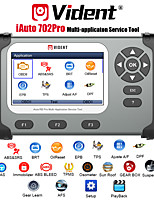 cheap -VIDENT iAuto 702Pro ABS SRS Scan Tool with 19 Maintenances Special Funtion IMMO/DPF/EPB/Oil Light Reset/TPS/BRT/Injector Coding etc 3 Years Free Update Online