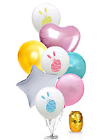 cheap -Balloon Bundle Latex 1 set Easter