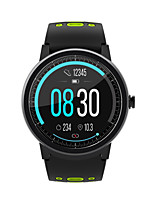cheap -NORTH EDGE N21 Unisex Smartwatch Android iOS Bluetooth Touch Screen Heart Rate Monitor Blood Pressure Measurement Information Anti-lost Pedometer Call Reminder Sleep Tracker Sedentary Reminder Find