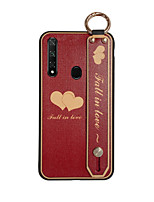 cheap -Case For Huawei Honor 8X Pattern Back Cover Cartoon PC