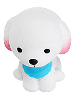 cheap -Squishy Toy Slow Rising Stress Reliever Dog Safety Convenient Grip Decompression Toys Soft 1 pcs Child's All Toy Gift