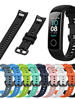 cheap -Applicable To Huawei Honor Glory Bracelet 4/5 Sports Silicone Strap
