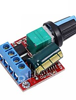 cheap -AU PWM DC Motor Speed Controller 5V-35V 5A LED Light Regulation Dimmer Switch