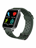 cheap -X3 Unisex Smartwatch Android iOS Bluetooth Waterproof Heart Rate Monitor Blood Pressure Measurement Distance Tracking Information Pedometer Call Reminder Activity Tracker Sleep Tracker Sedentary