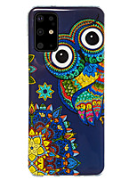 cheap -Case For Samsung Galaxy S20 / S20 Ultra / Glow in the Dark / Pattern Back Cover Dog / Animal TPU for Galaxy A10 A20 A30 A30S A40 A50 A50S A60 A70 A80 A90 M10 M20 NOTE9 NOTE10 NOTE10 PRO