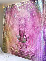 Недорогие -новый гобелен мандала полиэстер богемный настенный декор декор одеяло индийский стиль йога спальный гобелен настенная ткань мандала