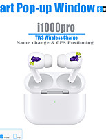 cheap -LITBest i1000pro TWS True Wireless Earbuds Wireless Bluetooth 5.0 Stereo with Volume Control with Charging Box Auto Pairing Automatic Ear Detection for Mobile Phone
