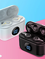 cheap -LITBest SE-9S TWS True Wireless Earbuds Wireless Bluetooth 5.0 Stereo Dual Drivers with Charging Box Smart Touch Control LED Power Display for Mobile Phone