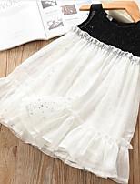 cheap -Toddler Girls' Galaxy Dress White