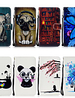 cheap -Case For Apple iPhone 11 / iPhone 11 Pro / iPhone 11 Pro Max Wallet / Card Holder / Shockproof Full Body Cases Butterfly / Cartoon / Tree PU Leather / TPU