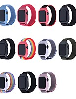 cheap -Watch Band for Apple Watch Series 3 / Apple Watch Series 2 / Apple Watch Series 1 Apple Sport Band Silicone / Nylon Wrist Strap